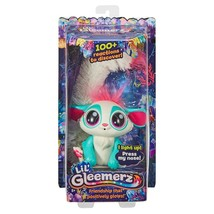 NEW Mattel Lil' Gleemerz Doll Amiglow Green Interactive New In Package-I... - $29.69