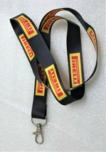 "PIRELLI Tire, Lanyard with Clasp – Circumference: 34""  Width: 0.75"" , Ve... - $7.80"
