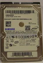 NEW HM020GI Samsung 20GB SATA 2.5in 9.5mm Hard Drive Free USA Ship - $34.25