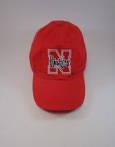 University of Nebraska Corn Huskers Red Cap Hat One Size College NCAA UN - $14.98