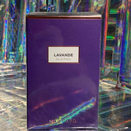 NEW IN BOX *SEALED* Molinard Lavande 2.5oz (75mL) EAU DE PARFUM Made In France