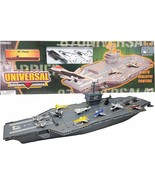 30 Inch Aircraft Carrier with Sound Effects and 12 Fighter Jets - $47.49