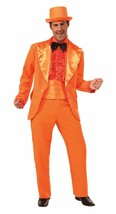 Forum Novelties Orange Prom Tuxedo Dumber Adult Mens Halloween Costume 7... - $51.99