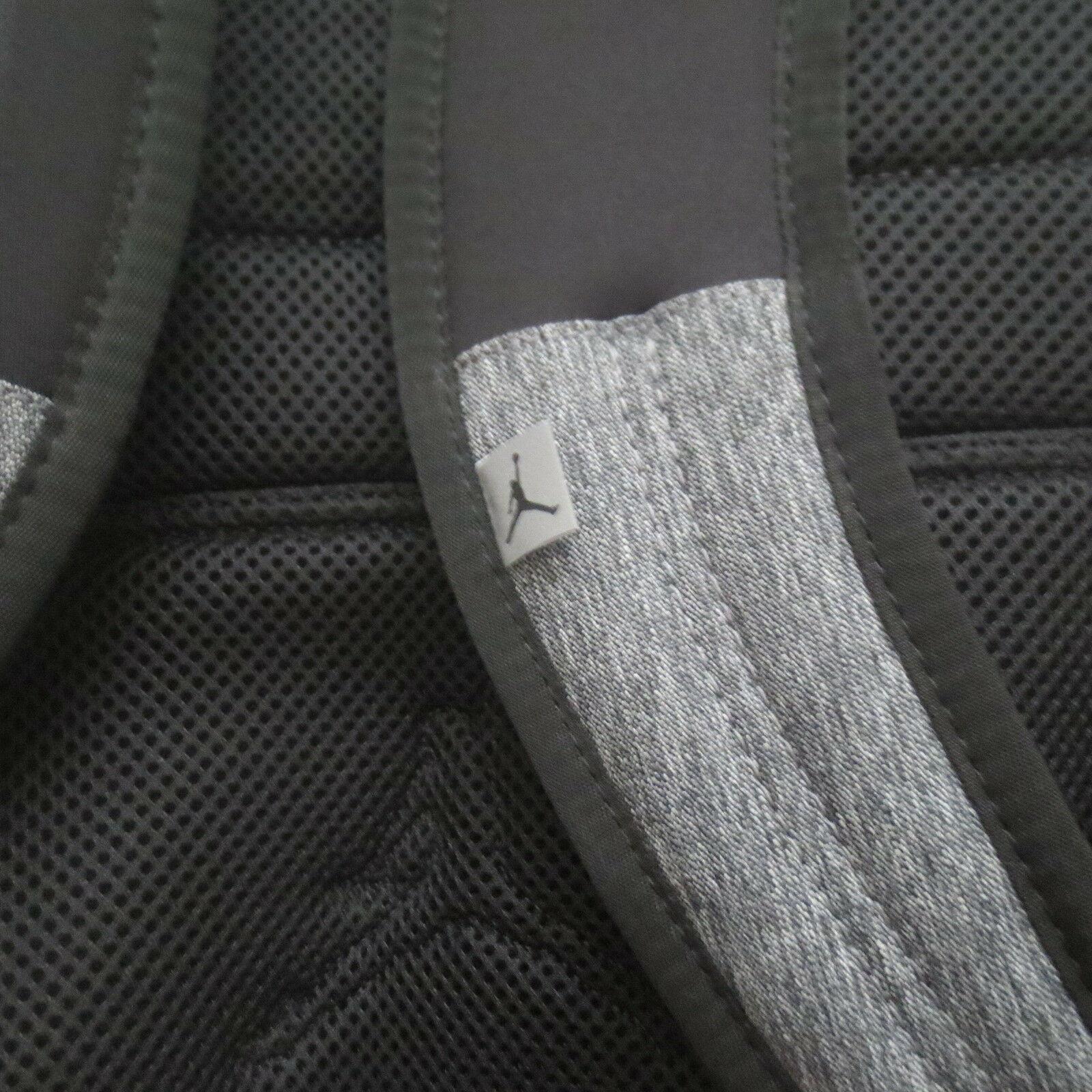 Nike Jordan Airborne Backpack - 9A1944 - Gray - NWT image 7