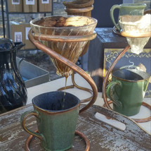 Copper Hario V60 Glass #02 Pour Over Station - $70.00
