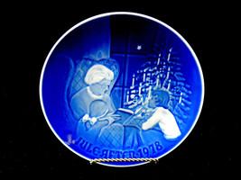 """Bing & Grondahl 6"""" Christmas Plate,""""A Christmas Tale"""" ,1978 Grandmother ... - $14.65"""