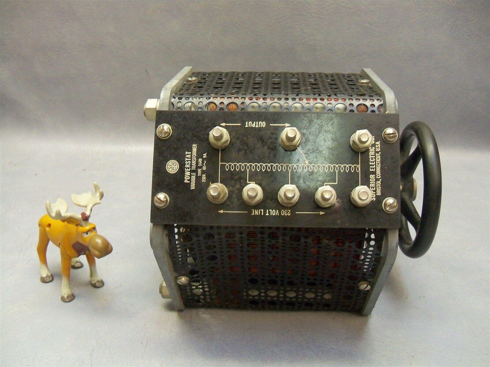 ROCKFORD DYNATORQ 15-50-1 CONTROL PANEL W// STACO ENERGY TYPE 221 AUTOTRANSFORMER