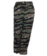 Ralph Lauren Womens Pants Camouflage Harem Denim & Supply Green Black S ... - $98.00