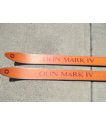 Vintage Olin Mark IV Skis - $75.00