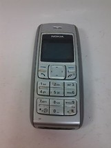 Nokia Model 1600 Silver and Gray Cellular Phone - $28.49