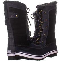 JBU by Jambu Lorna Cold-Weather Boots 579, Navy, 6 US / 36 EU - $25.91