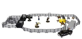 Big Country Toys Ultimate Rodeo Set - 1:20 Scale - 61 Piece Rodeo Play Set - Col - $282.20