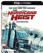 The Hurricane Heist [4K Ultra HD + Blu-ray] (2018)
