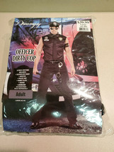 Dreamguy Officer Dirty Cop Adult Large Size (42-44) 6-Piece Costume (NEW) - $39.55