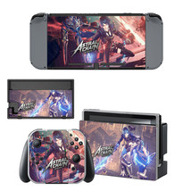 Astral Chain  Nintendo Switch Skin for Nintendo Switch Console  - $19.00