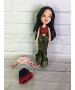 MGA Bratz First Edition Jade Doll With Extra Outfit Shoes Black Long Hai... - $98.99