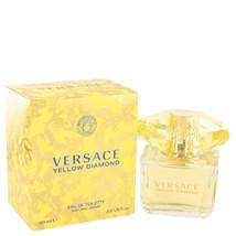 Versace Yellow Diamond Perfume 3.0 Oz Eau De Toilette Spray image 4