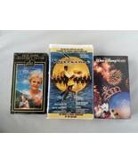 Vintage VHS Cintas Peliculas 2000 Walt Disney World,Riverdance,The Shell... - $38.77