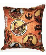 Star Wars Pillow Rogue One Rebel Pillow Star Wars  HANDMADE in USA - $9.99