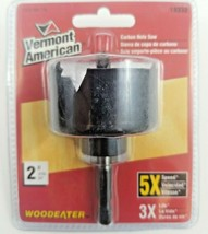 """Vermont American 18332 Carbon Steel Hole Saw 2"""" - $11.50"""