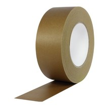 ProTapes Pro 184HD Rubber High Tensile Kraft Flatback Carton Sealing Tap... - $14.29