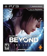 Beyond: Two Souls (Sony PlayStation 3, 2013)M - $8.62
