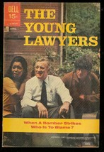 YOUNG LAWYERS #2 1971-DELL-LEE J COBB TV PHOTO COVER FN/VF - $25.22