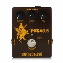 Caline CP-43 Pegasus Overdrive Guitar Effect Pedal True Bypass - $48.90