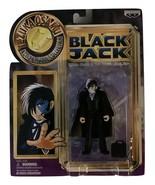 Black Jack (Tezuka Osamu Action Figure Collection) Banpresto 3.5in. - $25.00