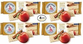 Voortman Apple Crisp Wafers 10.6 OZ Bundle 4