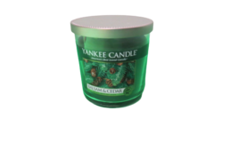 Yankee Candle Balsam And Cedar 7 Oz Candle Burns 35-45 Hrs Jar Candle New - $13.86