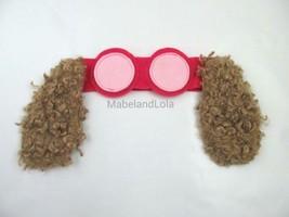 Skye Paw Patrol Inspired Girls Dress Up Costume Headband Goggles with Fu... - $14.03