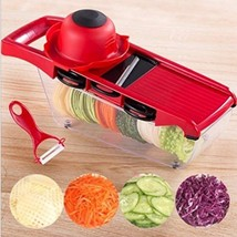 Vegetable Slicers Chopper Multifunctional Grater Cutter Container Shredd... - €22,59 EUR