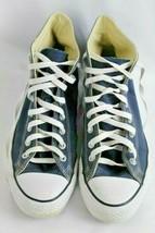 Converse Chuck Taylor All Star Hi-Top Sneakers Navy Blue Men's Women's C... - $39.59