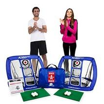 Rukket Golf Chipping Net Cornhole Game | Chip Outdoor/Indoor at Beach, B... - $73.40