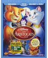 Disney Aristocats (Two-Disc Blu-ray/DVD Special Edition) - $11.21