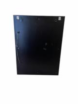 "Framed Silver Wall Mirror 23"" x 30"" Original Price $199 Rectangular Rectangle image 7"