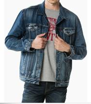 Levi's Men's Denim Trucker Jacket, Size XL, MSRP $89 - $54.44