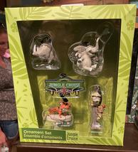 Disney Parks Jungle Cruise Ornament Set NEW - $54.90