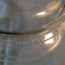 Pyrex 682-C Replacement glass cover image 2