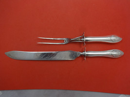 Mount Vernon by Lunt Sterling Silver Roast Carving Set 2pc - $247.10
