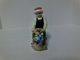 Royal Doulton - Santa's Helper HN3301 - Made in England 1991 - 6 inch tall - $100.00
