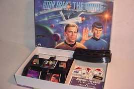 1992 LIMITED COLLECTOR'S EDITION STAR TREK THE GAME CLASSIC GAMES STRATE... - $25.73