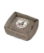D&D Lifestyle Square Bed Hunt Pet Bed, 65 by 65cm Timberland Gre + Carry... - $129.99