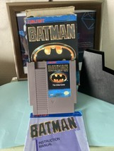 Batman: The Video Game (Nintendo Entertainment System, 1990)complete - $56.09