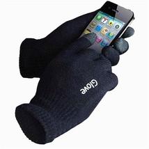 Men's Women's Winter Warm Touch Screen Solid Color Full Finger Gloves Mi... - $7.19