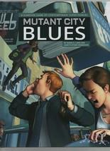 Mutant City Blues - Gumshoe Game - HC - 2020 - Pelgrane Press - Robin D.... - $37.23