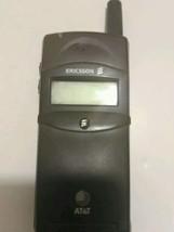 Ericsson T19LX - Black Cellular Phone  transceiver KRC 113 AT&T - $24.00