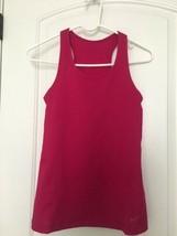 NIKe DRI-FIT Women's ActiveWear Sleeveless Tank Top Workout Shirt Sz S P... - $43.20