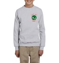 Teen South side Serpents Logo Pocket Riverdale Youth Crewneck Sweatshirt... - $30.00